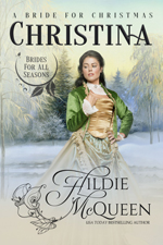 Christina, A Bride with Christmas -- Hildie McQueen